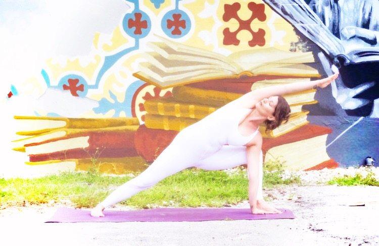 Yoga Study in Downtown Tampa