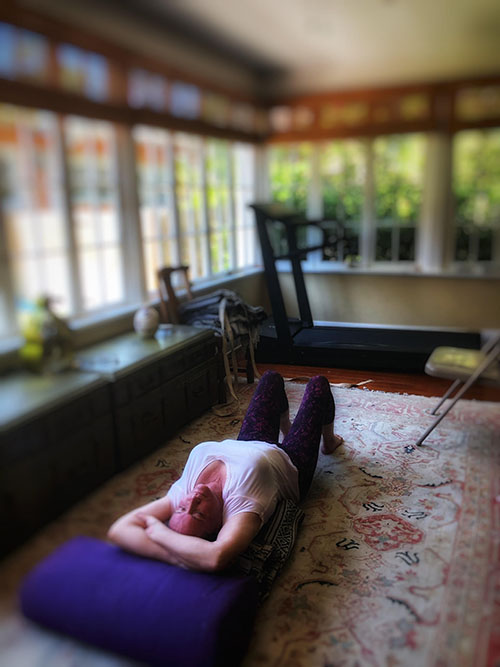 Yoga Home Practice Recommendations